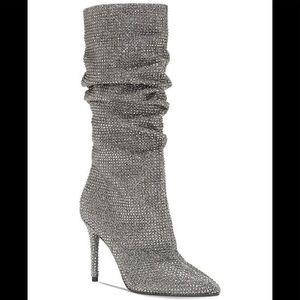 Jessica Simpson Rhinestone Boots